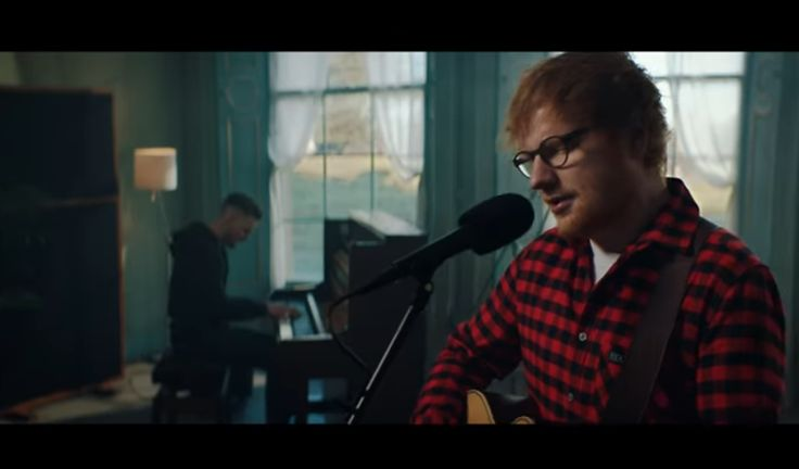 Sing all the Hit Songs from Ed Sheeran on Sunfly Karaoke
