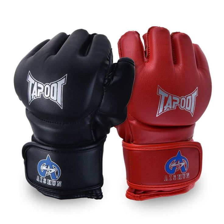 Now available on our store Mma gloves  Half .... Check it out here! http://gold-corner.myshopify.com/products/mma-gloves-half-finger-boxing-gloves-mma-ufc-sparring-grappling-fight-punch-ultimate-mitts-leather-gloves?utm_campaign=social_autopilot&utm_source=pin&utm_medium=pin