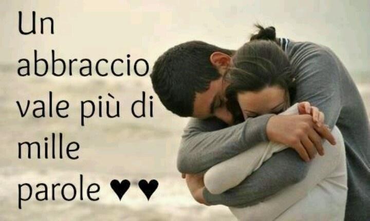 ~a hug is worth a thousand words~