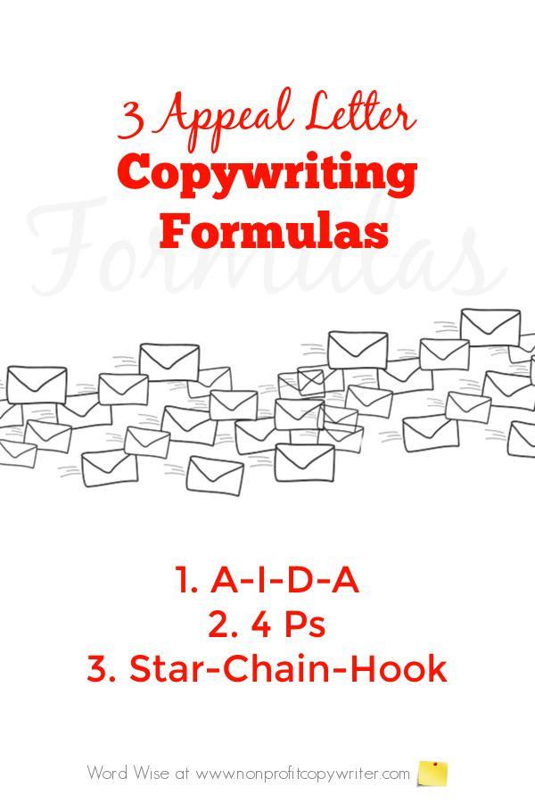 Newbie Copywriting 3 Appeal Letter Copywriting Formulas that Pull