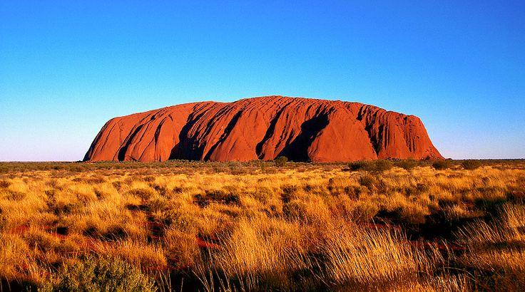 Visit Uluru