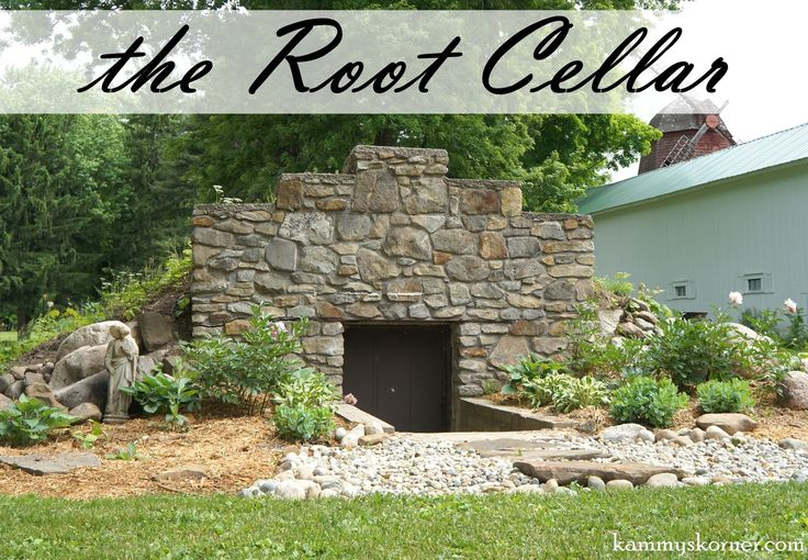 "Many of you may have seen the post on ""Uncovering The Root Cellar""  which we did not long after we bought this crazy foreclosed house bac..."