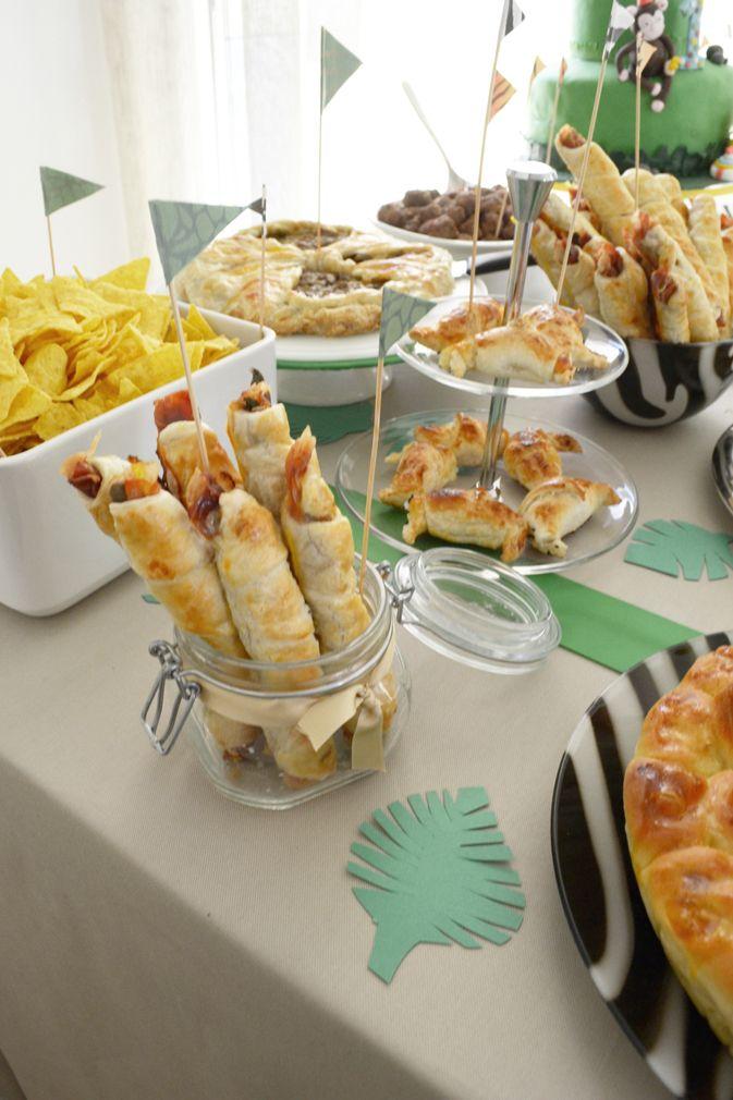 Jungle party_asparagus prosciutto