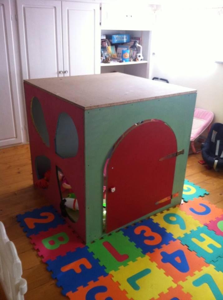 den for children: little house fairy tana per bambini  : casina delle fate