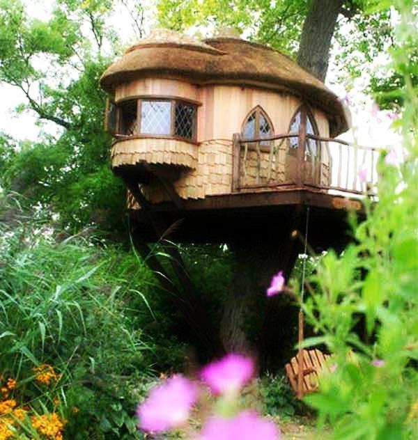 Luxury Tree Houses Designs: 1000+ Ideas About Luxury Tree Houses On Pinterest