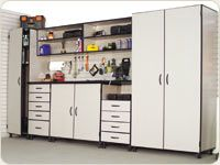 Organizing Your Garage - Space Saving IdeasGarages Organic, Organic Ideas, Dreams House, Garagespac Saving, Awesome Ideas, Garages Cabinets, Storage Ideas, Garages Storage, Garages Ideas