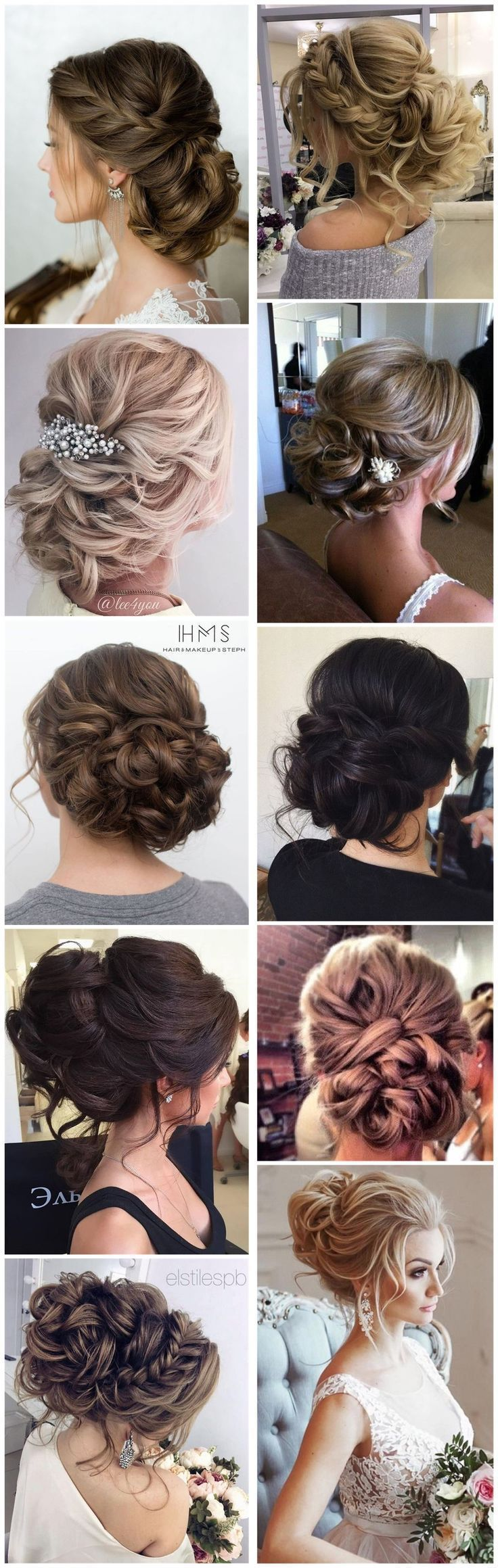 Bridal Hairstyles Inspiration : Wedding Hairstyles Come and See why You Cant Miss These 30 Wedding Updos f #weddinghairstyles