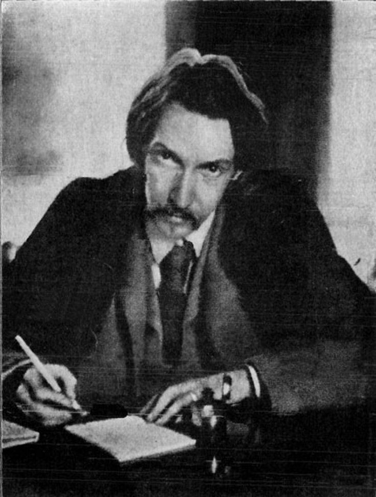 El autor de libros tan deliciosos como La Isla del Tesoro, Robert Louis Stevenson, nació en Edimburgo el 13 de noviembre de 1850.