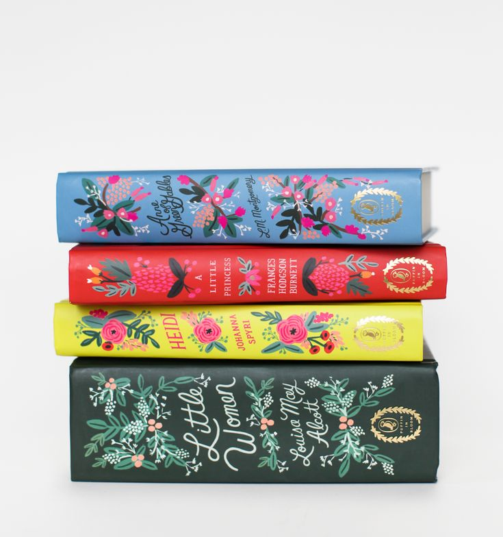 Heidi Hardcover Book Published by Puffin In Bloom with Matching Bookmark
