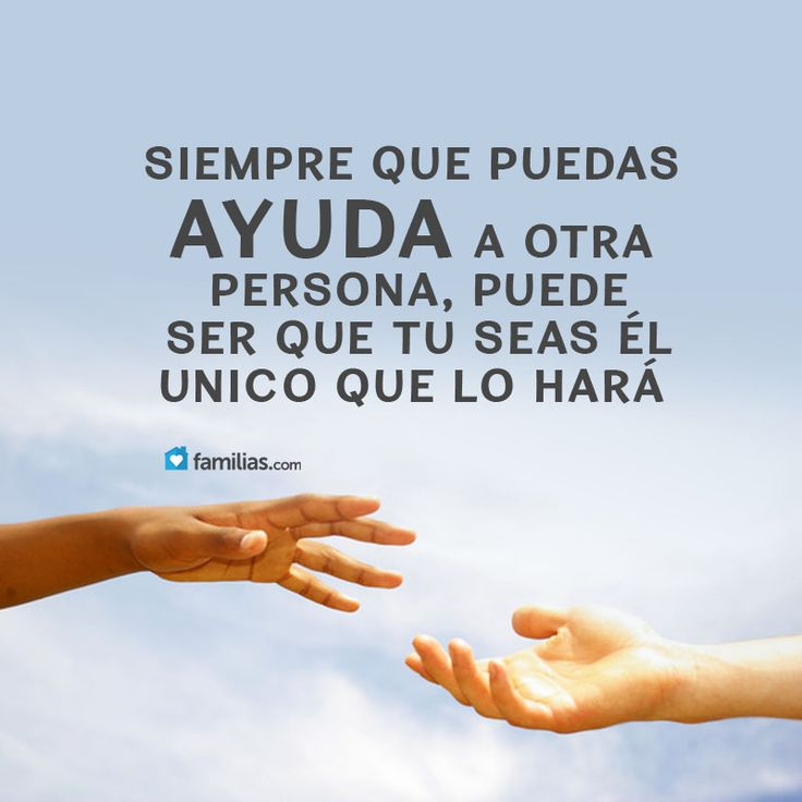 17 Best images about Ayudar a los demas on Pinterest ...