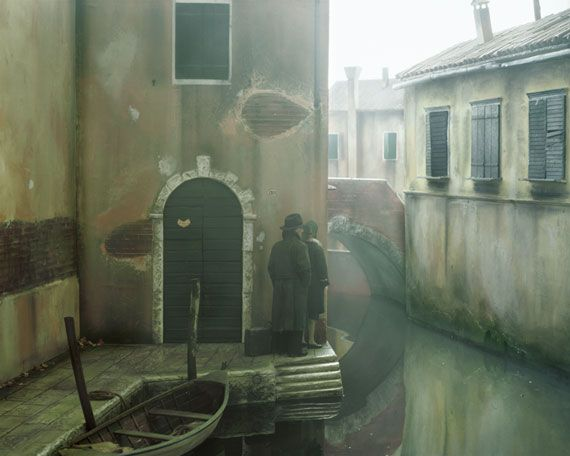 Paolo Ventura - The automaton of Venice