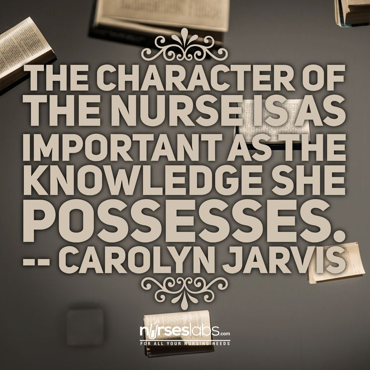25 Inspirational Quotes Every Nurse Should Read
