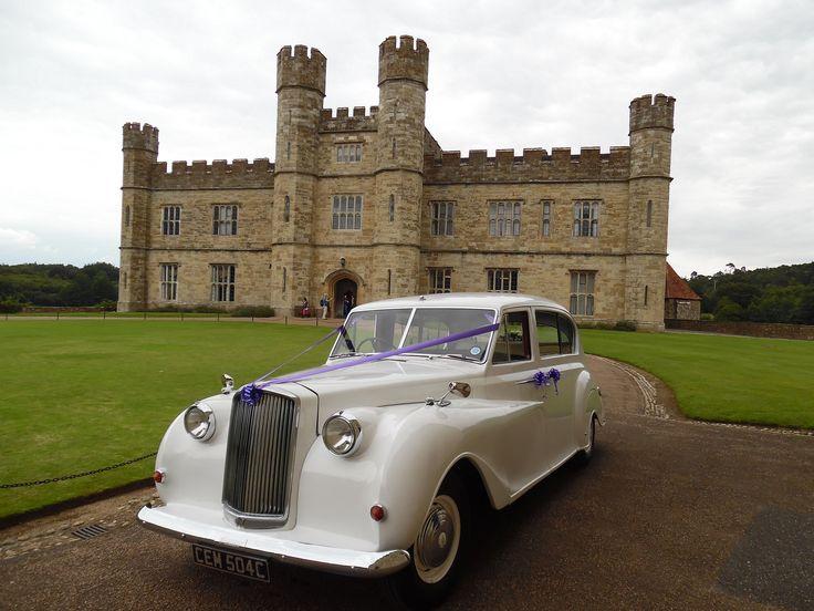 1965 Vanden Plas Princess 7 seat Limousine, at Leeds Castle
