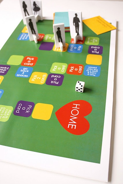 25 Unique Homemade Board Games Ideas On Pinterest Diy
