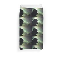Ibiza house music chillout DJ deejay 35mm xpro cross processed lomographic film lomography analog photo Duvet Cover