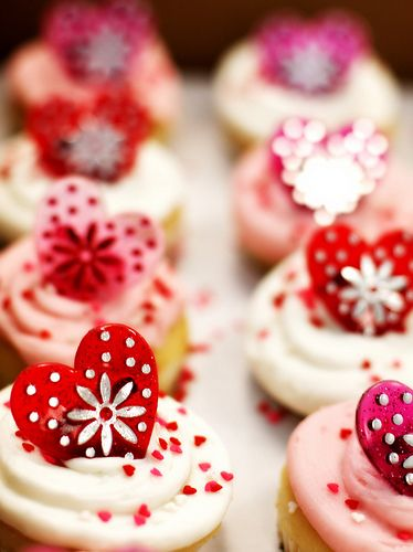 valentines cuppies