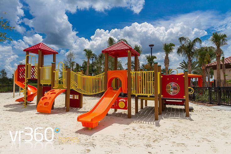 Solterra Resort Clubhouse - Kids Play Area. http://www.vr360homes.com/north-america/florida/disney-orlando-villas/solterra-resort/