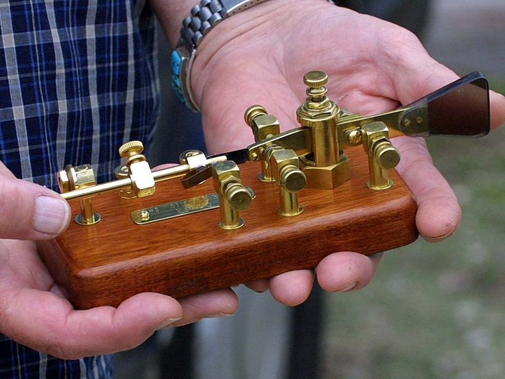 Best Single Lever Morse Paddles Images On Pinterest Radios - Wiring diagram telegraph key