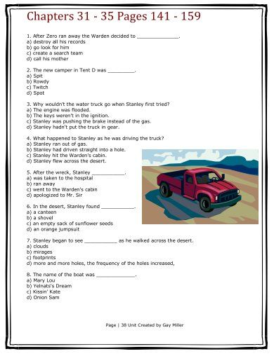 essay questions for holes by louis sachar How do the novel holes deal with the issue of power essay questions: how do the novel holes deal with the issue of power intro: holes, by louis sachar, are a very.
