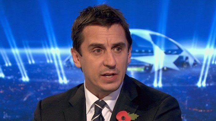 A former Manchester United player Gary Neville has noted that at the moment Chelsea are no match for the two Manchester clubs.  The former England defender slammed Chelseas transfer policy adding that the reigning Premier League champions are no longer competing with Manchester City and Manchester United.  Chelsea successfully completed the signing of three players during the January transfer window but the former Manchester United defender noted that the new players are tailored…