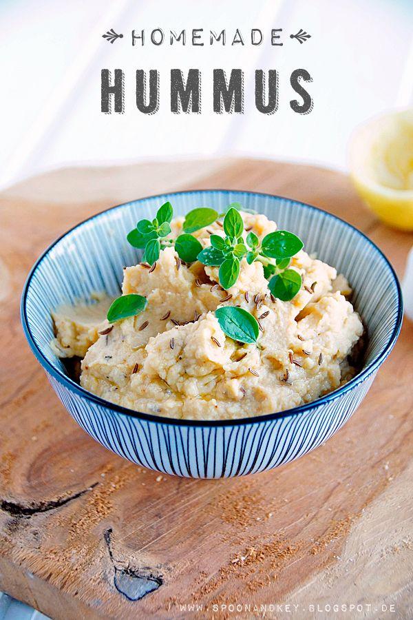 Hummus selber machen - so einfach geht's