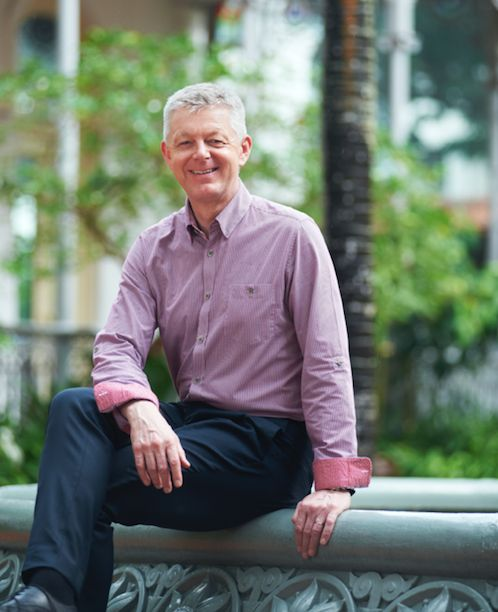 Talking Wellness Trends and Tips with Industry Insider Andrew Gibson by fairmont-hotels-and-resorts