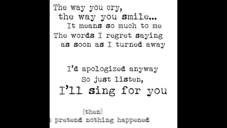 EXO : Sing For You - 2nd Chorus Typography https://youtu.be/GX4MuQFsmcg