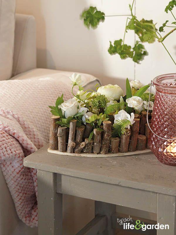 25 beste idee n over houten decoraties op pinterest rustiek hout - Houten interieurdecoratie ...