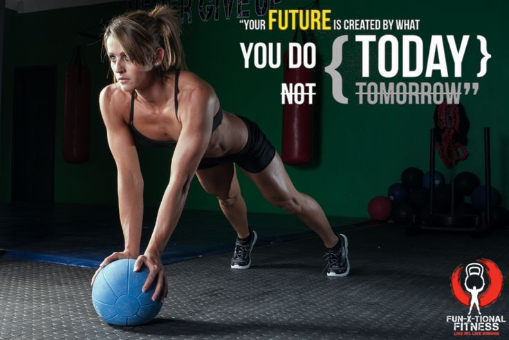 What you do today adds to the you of tomorrow, make every second count!