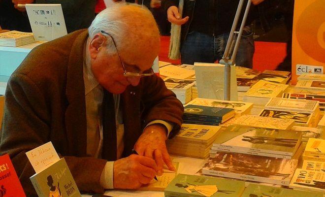 L'académicien Michel Déon signe aux éditions Finitude.