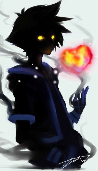 SORA!!!!!!!!!!!!!! Come back from the darkside please, it makes looking at you PAINFUL!! ~ carly oat
