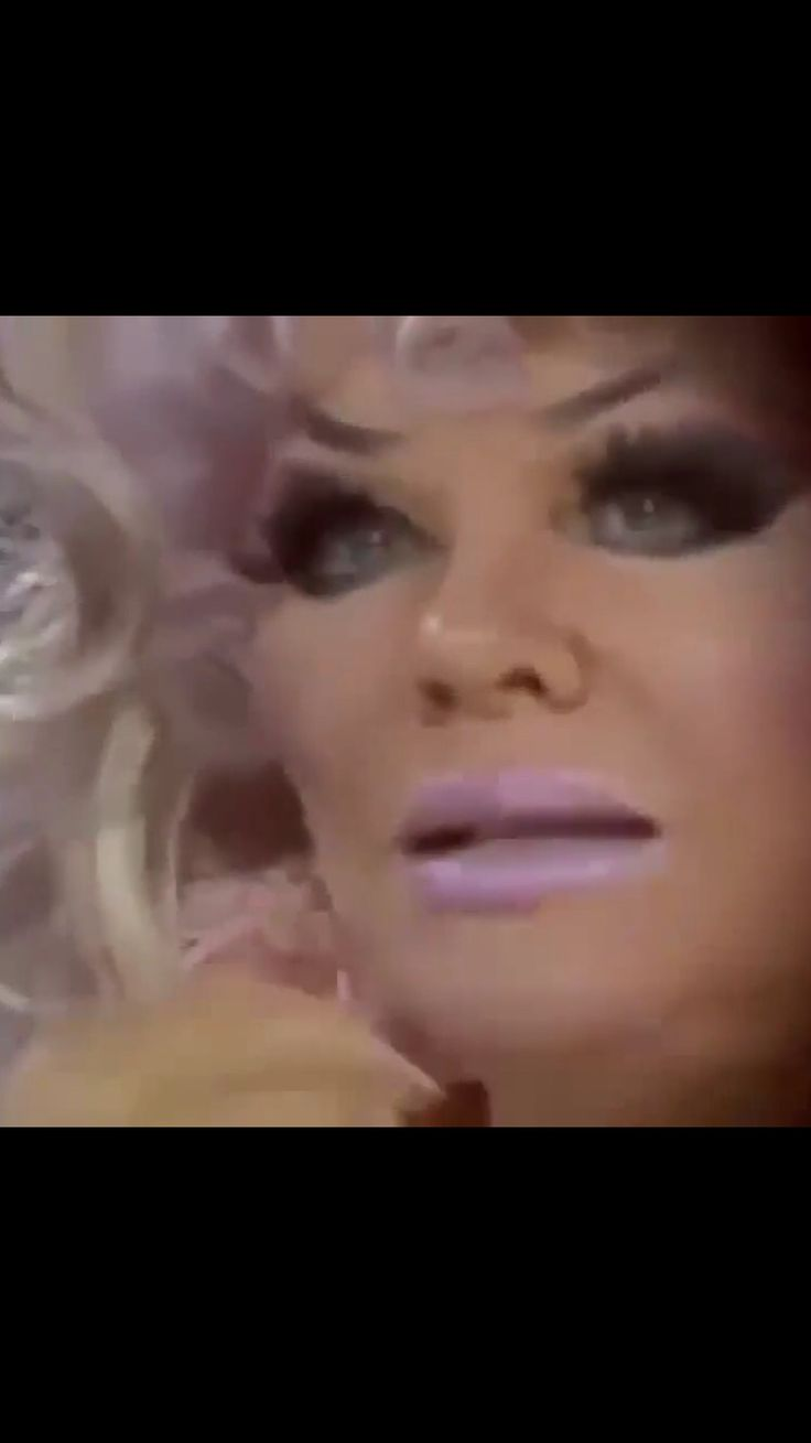 Jan crouch without wig jan crouch without her wig jan crouch goddess - Jan Crouch Of Tbn Diva Of Televangelism