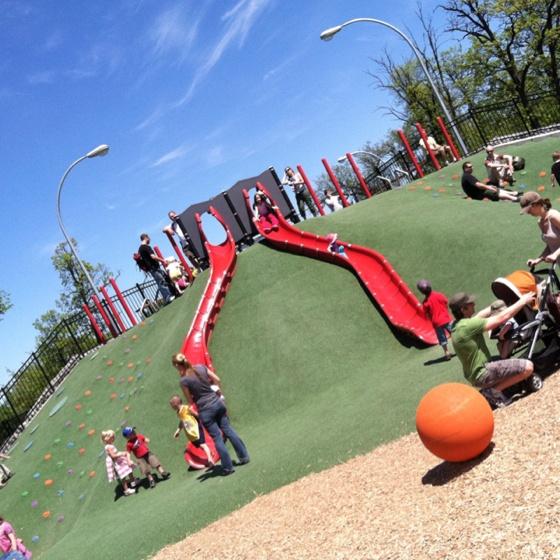 Winnipeg Childrens Garden Amazing Manitoba Canada Adventures