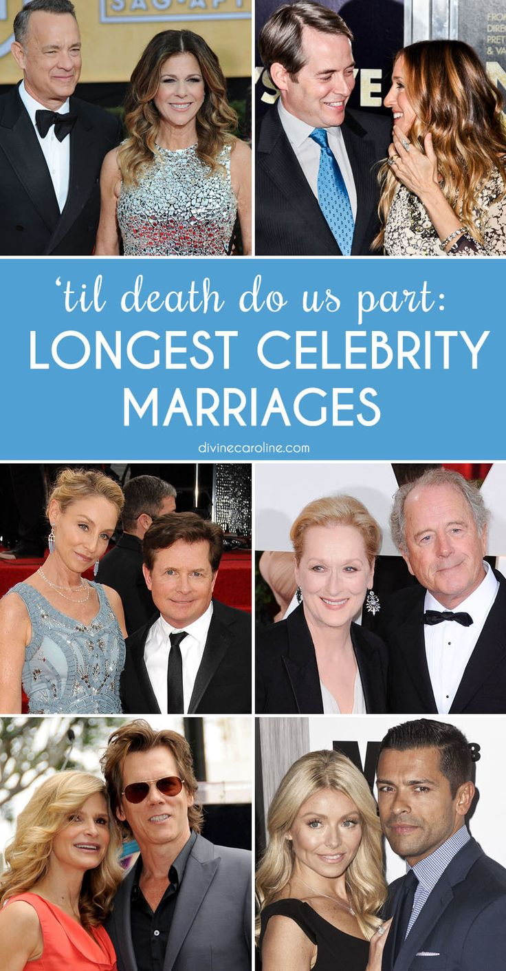 Long-Term Celebrity Couples | Pictures | POPSUGAR Celebrity