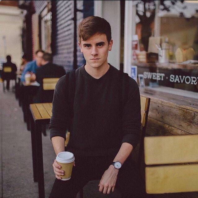 Connor Franta Photoshoot 2017