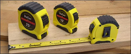 Center-Finding Tapes - Woodworking