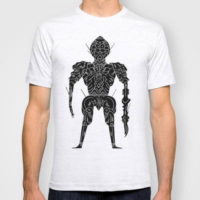 the zendorian  T-shirt by Jon Boam - $18.00