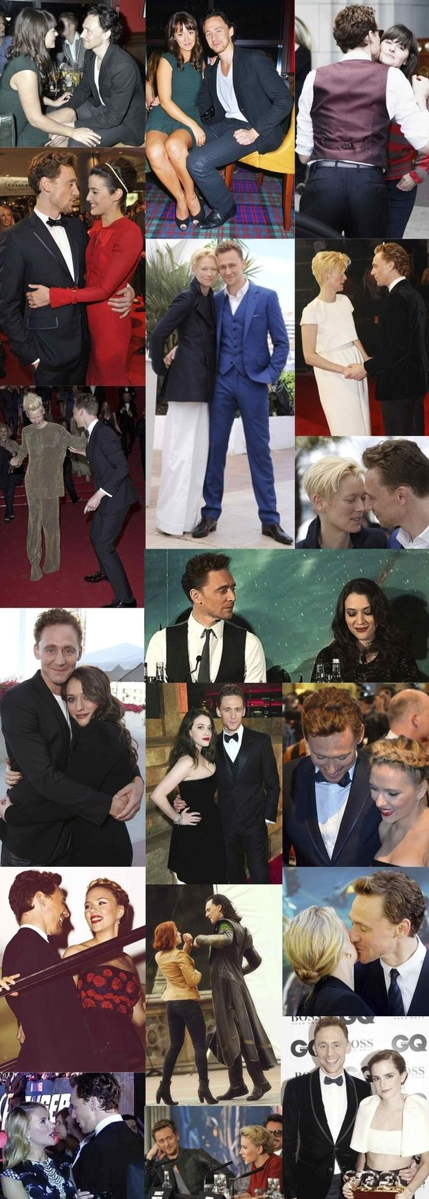Tom Is Adorable With The Ladies | Community Post: This Post Will Destroy Your Life - Tom Hiddleston