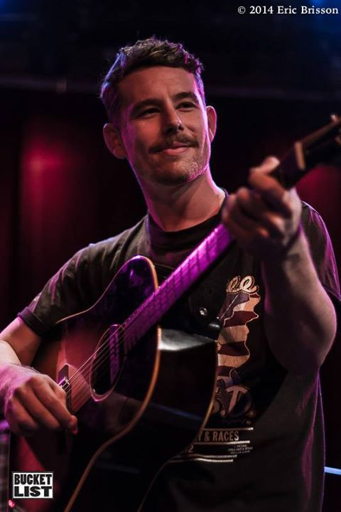 Dave Hosking of Boy and Bear (Boy & Bear) Photo by Eric Brisson Photography Bucketlist Music Reviews2014 | Bucketlist Music Reviews