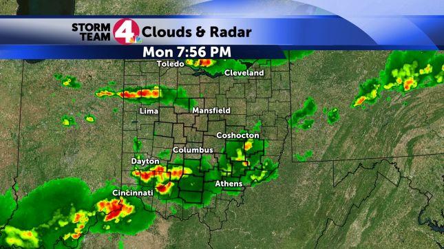 Ohio Weather Radar - NBC4: Columbus, Ohio News, Weather, and Sports (WCMH-TV)