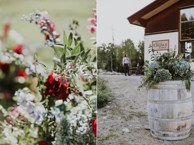 jewel tone wedding flower ideas whisky barrel flowers utah calie rose