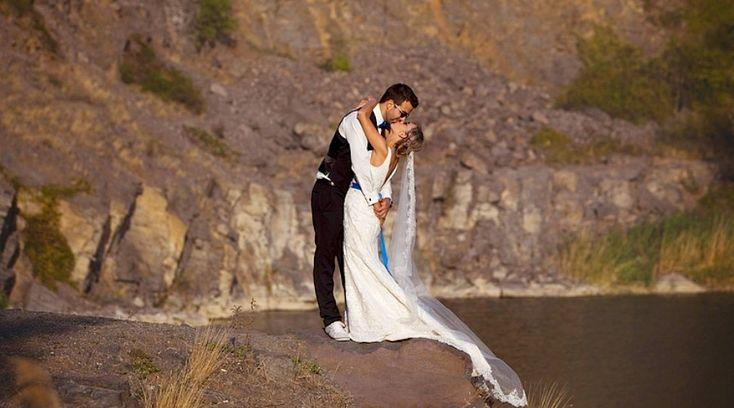 Csipkés menyasszonyi fátyol Györgyinek #veil #fátyol #wedding #esküvő