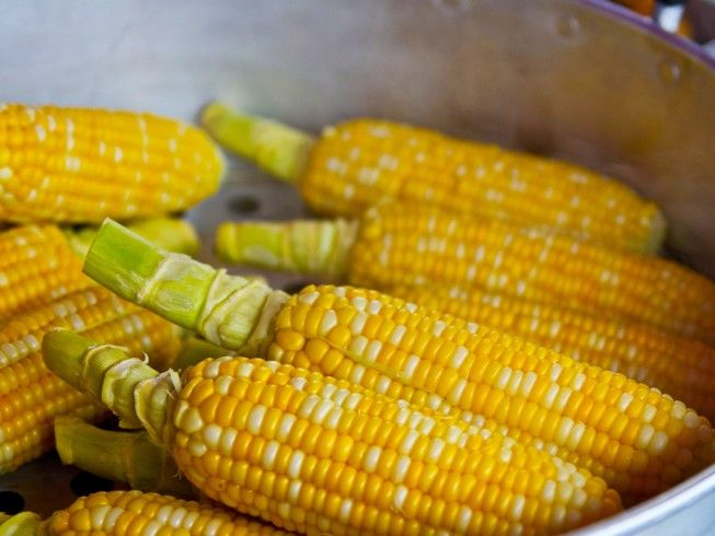 Made with corn on the cob | CDKitchen.com