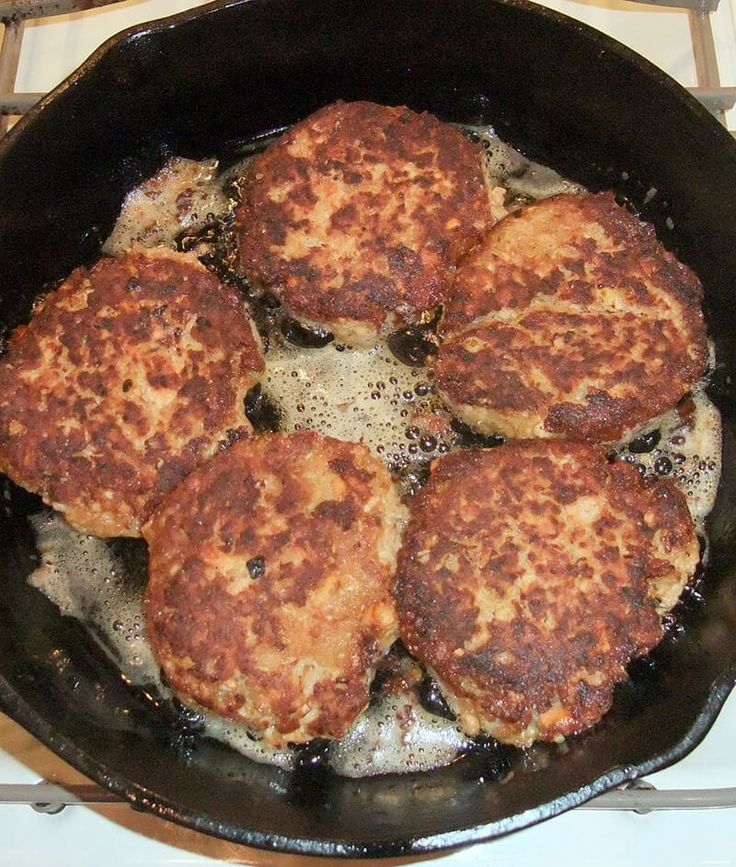 Salmon Patties Made With Canned Salmon Are Budget Friendly