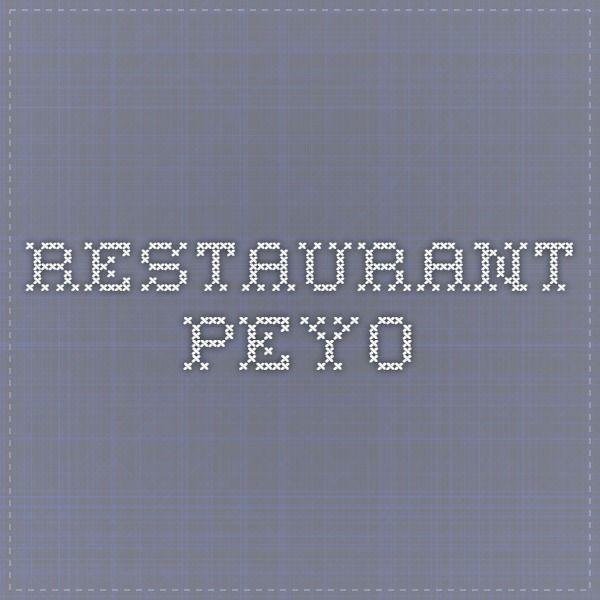 Restaurant Peyo Comida Chilena