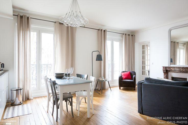 Renaissance d'un vieil appartement, Blandine Alric Cherfan - Côté Maison