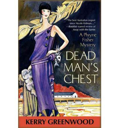 Dead Man's Chest - 18th book in the series
