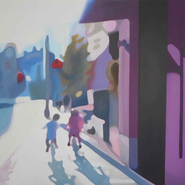 paintings - CEM BASARIR More