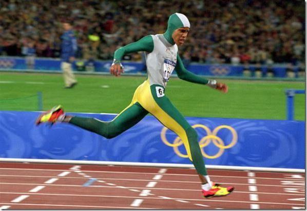 Cathy Freeman wins 400m Sydney Olympics - 2000