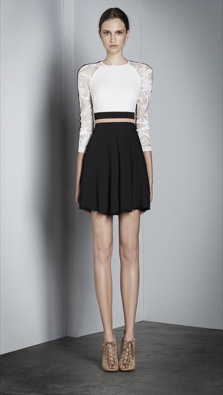 Dress: Yvonne